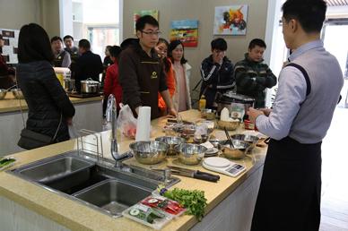 上海欧米奇国际西点西餐