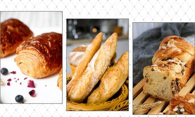 面包种类大盘点!学会这些,成为烘焙大神不是梦!