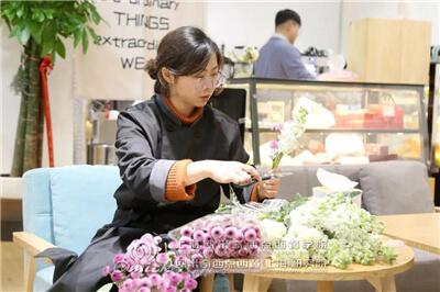 上海欧米奇优秀创业学子