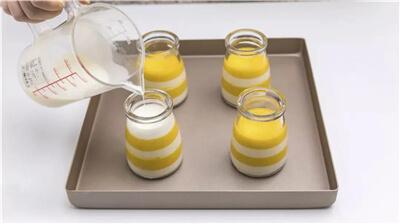 教程 | 三月爆款甜品芒果
