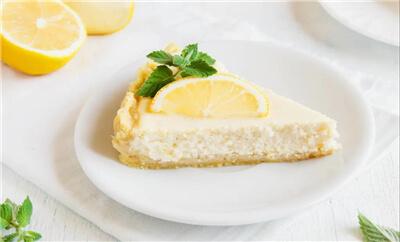 不用烤箱也能做蛋糕?试试这款「柠檬芝士蛋糕」吧!