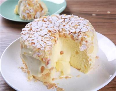 <b>教程分享 | 这才是融化的冰淇淋:海盐奶盖芝士蛋糕</b>