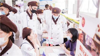 就业保障   上海欧米奇的学生毕业后都去哪了?