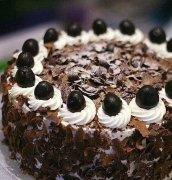 世界著名十款蛋糕,你吃