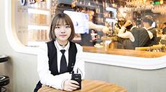 徐佳怡:我在上海欧米奇打开了梦想的大门