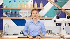 李萌萌 | 咖啡饮品专业优秀毕业生