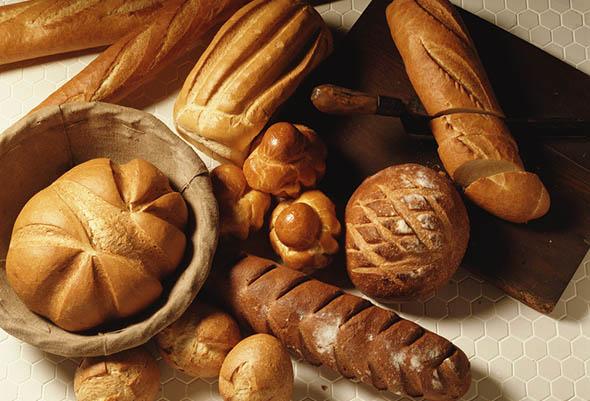 营养的欧式面包