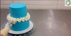 蛋糕裱花视频教程之花朵