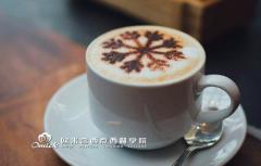 学习咖啡拉花要多久时间?难度高吗?